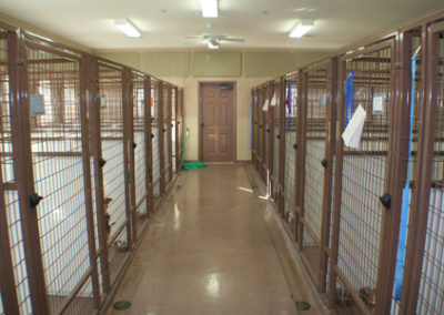 Kennels in AHOM